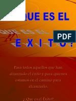 El_exito_grande.pps