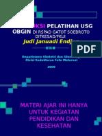 Ppds Usg 2. Introduksi Pelatihan Usg Obgin Rspad 2010