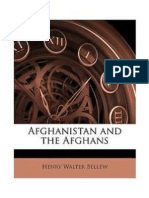 Afghanistan and the Afghans (1879) by  H. W. BELLEW