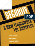 Buzan, Barry - Security_ a New Framework for Analysis