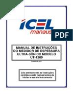 ICEL Medidor Espessura de Chapas UT-1200 (VA 8041) Manual-120614.pdf