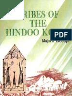 Tribes of the Hindoo Koosh(1880) by Major. J. Biddulph