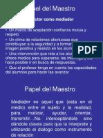 8 Papel del Maestro.ppt