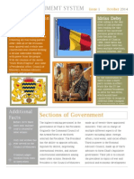 chad government system newsletter