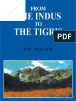 From the Indus to the Tigris (1874) by H.W. Bellew