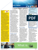 Business Events News for Wed 15 Oct 2014 - New event flight options, NT goes live!, Europcar launches conference service, Sitting Pretty
