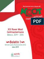 BOLETIN 1 MOOT SCOUT CENTROAMERICANO EN MEXICO.pdf