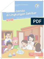 kls 5 Tematik Tema 1 Buku Siswa