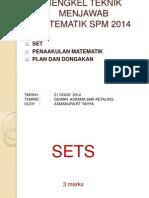 BENGKEL TEKNIK MENJAWAB SPM 2014 PART 1.pptx