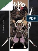 Okko - Era of the Asagiri English Rulesbook