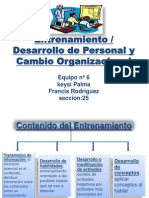 1S09-25-Exposic6-Entrenamy-Cambio-Resumen.ppt