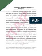 Los Hábitos Alimenticios de Los Mexicanos y El Impacto de La Globalización