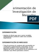 Experimentación de Investigación de Mercados.pptx