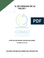MANUAL DE TEMAS SELECTOS DE CIENCIAS DE LA SALUD I.doc