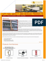Rescue Equipments - EPP Fire Safety and Rescue Products
