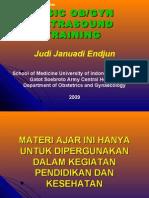 Ppds Usg 3. Isuog Basic Obgyn Ultrasound Training Jje 2010