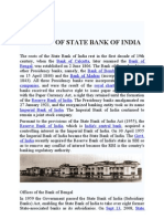 Project on State Bank of India