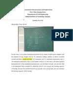Geotechnical Measurements data
