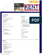 Building and Industrial Materials - Kent International Trading