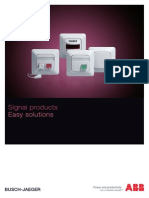 ABB Signal Products