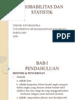 BAB1Pendahuluan prob&statistik