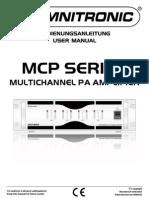 MCP-6150 Amplifier UM