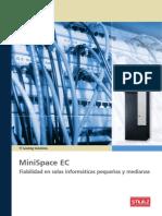 STULZ MiniSpace EC Brochure 0310 Es