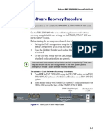 RMX Card Recovery Procedure