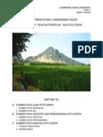 Biogeografi, Sosioantropologi, SDA Kota Depok