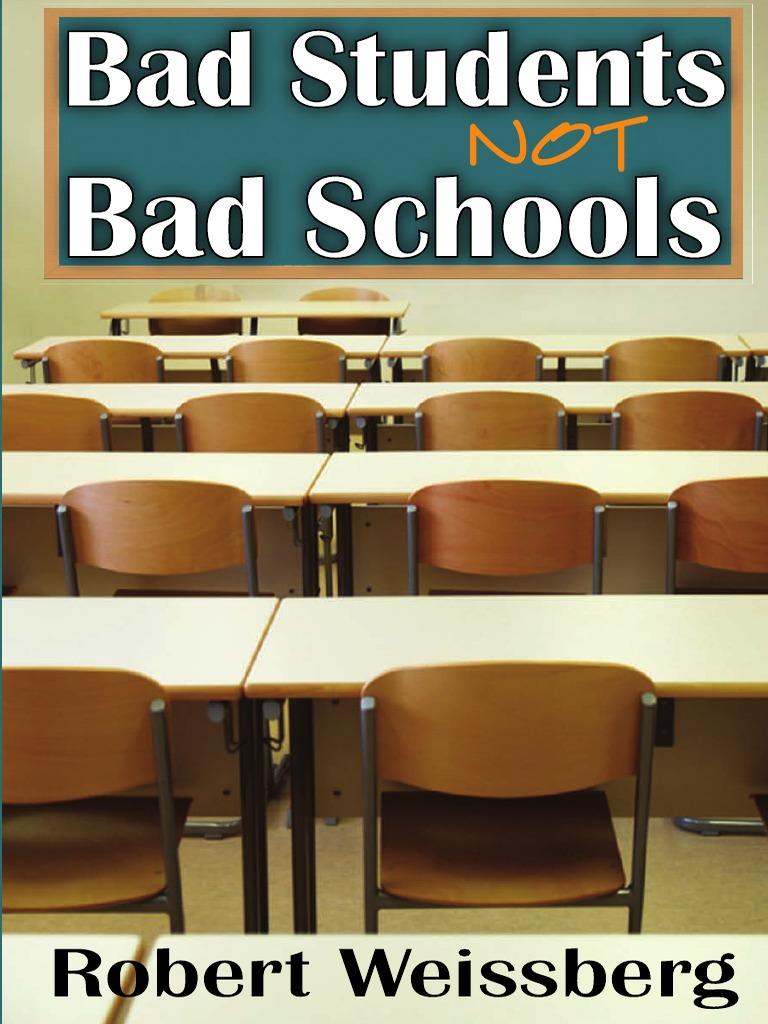 Bad Students Not Schoolspdf