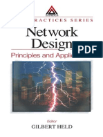210863695 Network Design Principles and Applications