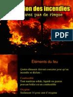 Coastal. Prévention des incendies, ne courez pas de risque..PPT