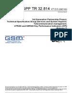 KPI Formula 2G 3G