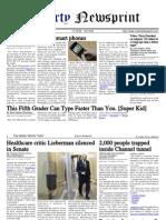 Liberty Newsprint Dec-18-09 Edition