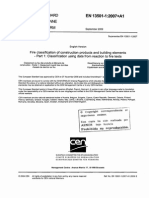 EN 13501-1_2007  Amendment1_2009