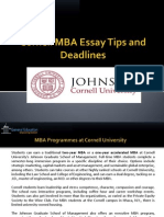 duke fuqua mba sample essays tips and deadlines master of  cornell mba essays tips and deadline 2014 2015