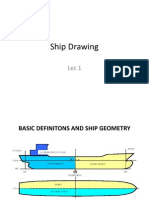 Ship Drawing Lec 1