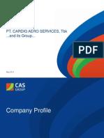 CAS Group Company Profile