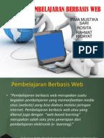 Pembelajaran Berbasis Web