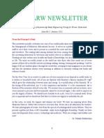 [04] AAR Mahaveer Newsletter January 2012