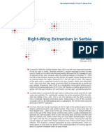 Right-wing Extremism in Serbia by Jovo Bakić