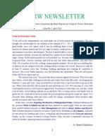 [02] AAR Mahaveer Newsletter April 2011