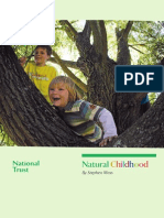 National Trust, Natural Childhood