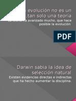La Evolucion ...DARWIN