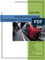 foreign portfolio investment operational part
