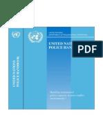 UN Police Handbook