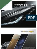 2014 Chevrolet Corvette, Stingray