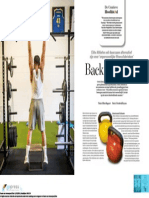 """Back to Basics"" Elite Athletes Facility - Artikel CittA"