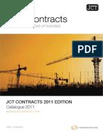JCT Catalogue 2011