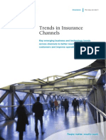 Trends in Insurance Channels
